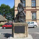 Läti Vabadussõja mälestussammas Võnnus
