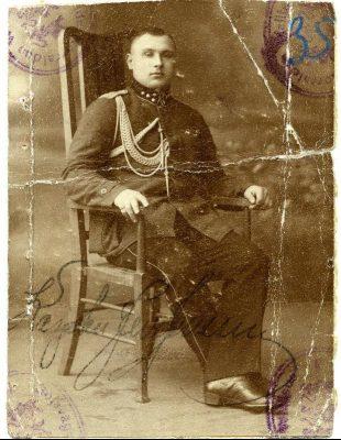 Julius Jürgenson. Foto: Rahvusarhiiv