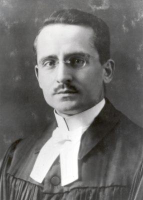 Theodor Tallmeister. Foto: välisministeeriumi arhiiv
