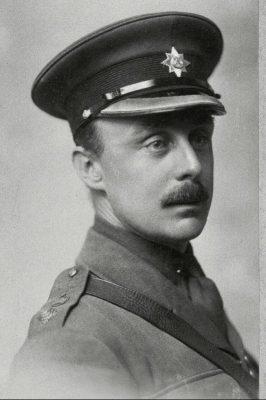 Vahekohut juhtis Suurbritannia sõjaline esindaja Riias kolonelleitnant Tallents. Foto: Rahvusarhiiv