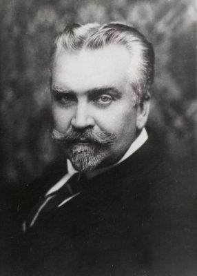 Karl Menning. Foto: välisministeeriumi arhiiv