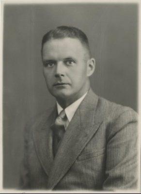 Vilhelms Munters. Foto: Rahvusarhiiv