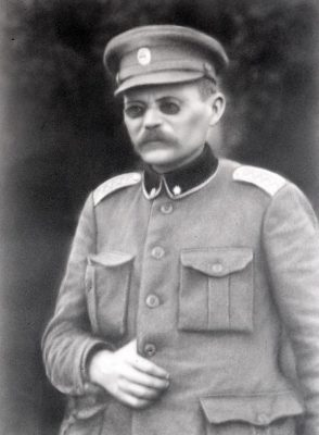 Kindralmajor Ernst Põdder, Eesti rahvaväe 3. diviisi ülem ja Võnnu lahingu väejuht. Foto: Rahvusarhiiv